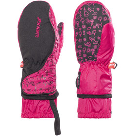Zanier Gloves Shorty.ZX - Gants Enfant - rose/noir